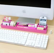 Cute desk organizer Pencil Holder Innovative Pink Desk Organizers Desk Organizer Tray Trays Scrap Books And College Dorm Desk Office Furniture Innovative Pink Desk Organizers Desk Organizer Tray Trays Scrap