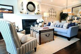 Transitional Style Living Room Furniture Coastal Lounge Rooms Sea