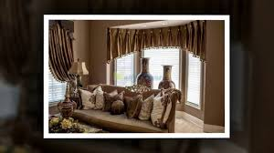 Window Curtain Living Room Daily Decor Living Room Bay Window Curtain Ideas Youtube