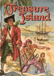 treasure island page  treasure island