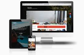 One Page Website Template Stunning Buildr Joomlabamboo