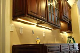 lighting in the kitchen. Led Under Cabinet Light Fixtures Kitchen Best Lighting Table Track Kits In The