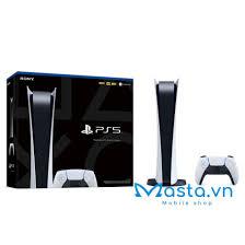 Máy PS5 - Playstation 5 Digital New Sony 100% (Bản Digital Only)