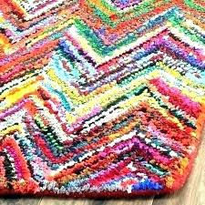 furniture multi colored rugs bright area rug chevron gray on desire with color outdoor red