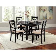 round kitchen table sets round kitchen dinette sets tables at value city round dining room table