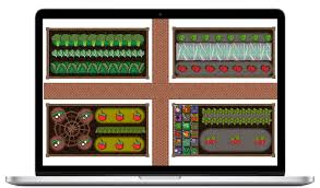 And then download a free planning sketch and. Vegetable Garden Planner And Garden Design Software