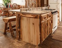 complete log kitchens available address