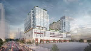 google office vancouver. PHOTOS: Artist Renderings Of The New Amazon Headquarters In Vancouver. Courtesy QuadReal Property Group: Google Office Vancouver G