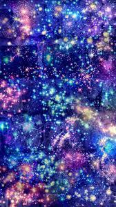 Galaxy wallpaper iphone, Glitter ...