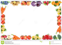 fruit and vegetables border. Beautiful Fruit Download Fruits And Vegetables Copyspace Frame Border Copy Space Apple Or  Stock Photo  Image Of Fruit S