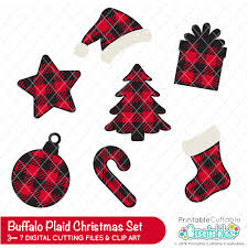 Find hundreds of free patterns to print or download including svg (scalable vector graphics) stencils and find patterns on cats, dogs, birds, christmas ornaments, christian and religious designs. Free Buffalo Plaid Christmas Svg Clipart Set For Cricut Silhouette