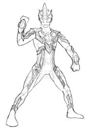 wonderful ultraman colouring pages inspiring design ideas
