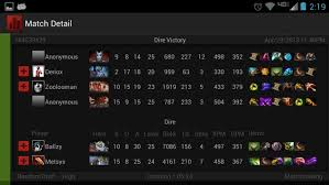 statistics for dota 2 apk download free tools app for android