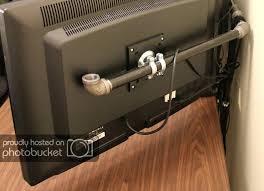 diy pc monitor wall mount als rig home decorators collection catalog