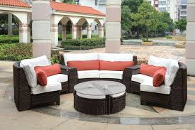 innovative outdoor patio sectional outdoor sectional patio furniture enter home patio design images