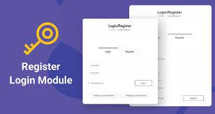 Register Login