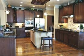 kitchen teak cabinets paint colors with dark
