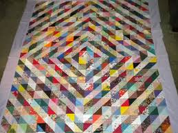 Vote Now: Scrappy Triangle Quilts - Quilting Gallery /Quilting ... & Vote Now: Scrappy Triangle Quilts - Quilting Gallery /Quilting Gallery ·  Ocean WavesDiamond QuiltHalf Square ... Adamdwight.com