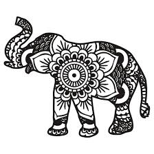 Small Picture Elephant Coloring Page Download Elephant Coloring Pages For Adults