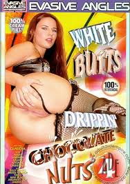 White butts choclate nuts