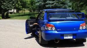 2006 Subaru Imprezza WRX - YouTube