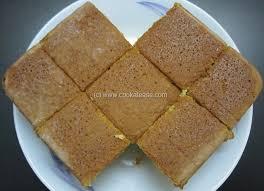 Eggless Elaichi Cardamom Cake