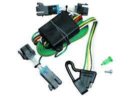 tekonsha custom fit t one connector trailer wiring harness