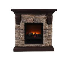 lighting portable fireplace with faux stone dark electric large home kitchen napoleon wood stove gas burning