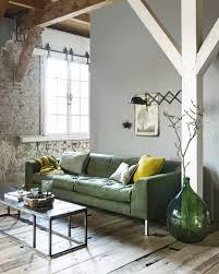 Woonkamer Kleur Licht Donke Interieuridee Huis Interieur