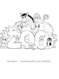Zoo Animals Printables Lovely Zoo Animal Preschool For Humorous ...
