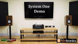 Marten Design Duke 2 Chord Electronics Cpm 2800 Mkii Marten Duke 2 Naim Chord Co Nintronics Open Day 2018