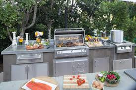 Alfresco Outdoor Kitchens Plein Air Cooking Designing Your Outdoor Kitchen