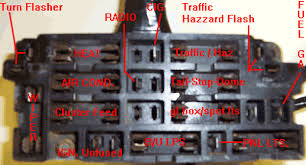67 labelled fuse box the 1947 present chevrolet gmc truck attached images
