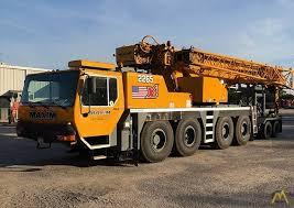 Liebherr Ltm 1080 1 80 Ton All Terrain Crane For Sale