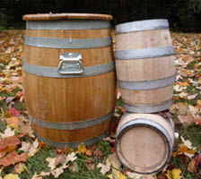 oak wine barrels. canadian oak wine barrels rain small and kegs