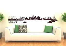 cities places city skyline wall decals kansas decal
