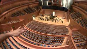 video tour of the kauffman center for performing arts in downtown kansas city you