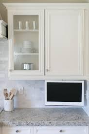 under cabinet kitchen tv radio monsterlune