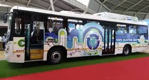 Electric Buses Likely To Be Operational In Lucknow By Feb
