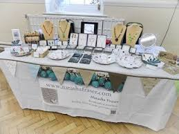 Stall Display Stands craft stall ideas for jewellery Market Pinterest Craft 15