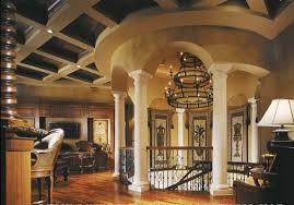 Sater Design`s Luxury Home Plans   Luxury HomeThis luxury house has a terrace   glass ceiling  This is my favorite spot  Here you can spend a really great time  I like this luxury house plan