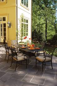 hanamint grand tuscany collection rust proof cast aluminum