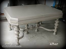 Old Fashioned Kitchen Tables Pretty Distressed Antique Kitchen Table