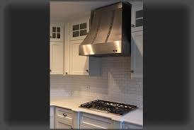stainless steel kitchen hood. Custom Made The Cynthia - Stainless Steel Range Hood Kitchen B