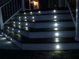solar outdoor stair lighting medium size of garage lights interior best solar step lights led stairway