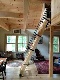 ships ladder design family room rustic with ship library wood stairs vs wooden ladde ship ladder stairs