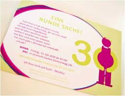 Spruche 30 Geburtstag Einladung Design