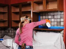 Paint Sprayer Kitchen Cabinets How To Paint Kitchen Cabinets How Tos Diy