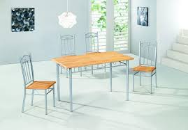 okura dining table with 4 chairs home living