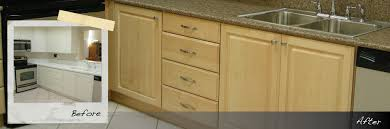 Kitchen Cabinet Refacing | Refinishing & Resurfacing Kitchen ...